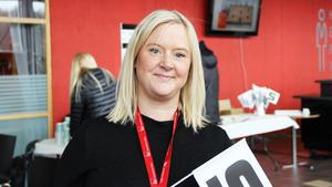 Helena Nordin, tidigare sälj- och evenemangsansvarige på SAIK:s kansli, fick plötsligt sparken efter sju år på sin tjänst.