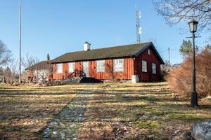 Det dyraste fritidshuset det senaste året ligger i Räfsnäs och såldes för 14,6 miljoner kronor. Foto: Sjönära fastigheter