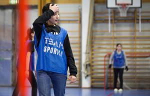 Det är gott om både killar och tjejer som deltar i Åvestadalskolans idrottsförenings aktiviteter. Ibland mer än en tredjedel av skolans elever i  årskurserna 1-6.