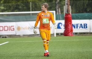 Simon Elgh kan räkna in ännu en match utan insläppt mål.