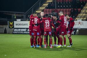 Malin Andersson Junkka siar om ÖFK:s fotbollsår 2020. Foto: TT