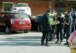 Kvinnan hade under rättegången ingen förklaring till varför hon körde bilen. Bild: Håkan Humla