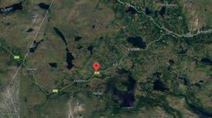 Skärmdump Google Maps