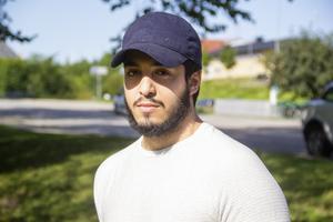 Hassan Hassan ska börja sista året på natur.