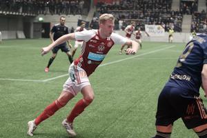 Snart för Herman Johansson och hans lagkamrater i Sandvikens IF ladda för seriespel, och vi sänder alla matcher.