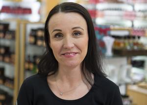 Therese Henriksson, 36 år, säljare, Sundsvall