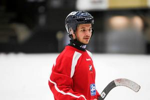 Hans Andersson tas ut i veckans lag för första gången den här säsongen.