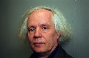 Författaren Ulf Stark vann 1984 Bonnier Carlsens manustävling. Nu vill förlaget hitta nästa stora barnboksförfattare. Foto: Michael Brannäs/TT/ Arkivbild.