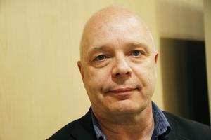 En platt organisation, med fyra kulturinriktade chefspersoner, fungerar väl i Ljusdal, tror Lasse Norin.