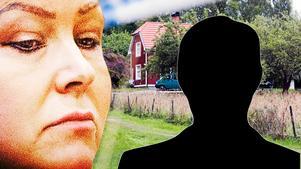 En kvinna misstänks för att ha pekat ut sin exman som Johanna Möllers medhjälpare. Bilden är ett montage.