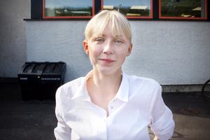 Wilma Almqvist, 16, studerande, Alnö: