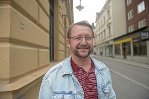 Jens Bergman, 45, konsult, Sundsvall.