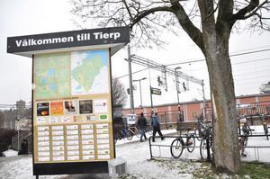 BÄTTRE BILD AV TIERP.  En beredning håller på att titta på hur den positiva bilden av Tierps kommun ska stärkas.Foto: Katarina Lönnberg