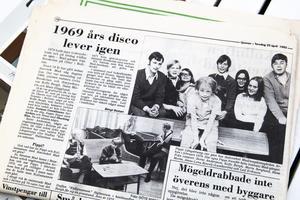 Pippi Långstrump med järngänget i Mad. 1993 skrev Ljusnan om den träff som man skulle ha då. 26 år senare är det dags igen.