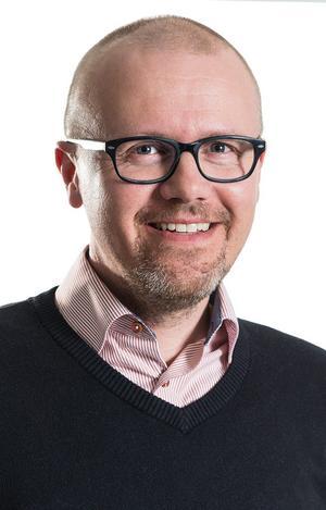 Skogsmästaren Johan Pålsson från Ljusdal har funnits med som mentor i Det första jaktlaget sedan starten för fyra år sedan.