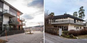 En lägenhet, på Jaktgatan på Norra kajen, tog sig in på topplistan – där villan på Segelvägen i Bydalen är etta.