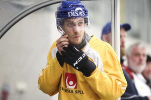 Erik Säfström verkar vara fit for fight efter smällen mot Ryssland.