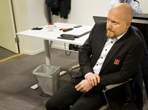 Niklas Johansson, sportchef i Örebro Hockey, blickar tillbaka på en händelserik säsong. Och bemöter nu uppgifterna kring spelare och ledare som uppges vara på väg bort. Bild: Johan Bernström/Bildbyrån