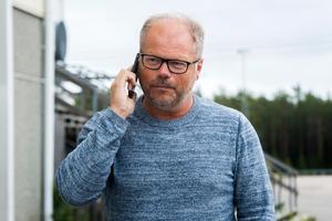 Kent Norgberg, sportchef i Timrå IK.