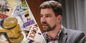 Att låta oppositionens tilläggsyrkanden få ingå i budgetbeslutet skulle skapa otydlighet, anser  kommunalrådet Markus Evensson (S).