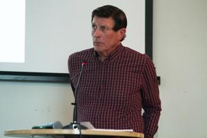 Visit Hälsingland Gästrikland AB:s ordförande Stig Eng är också politiker för Centerpartiet i Nordanstig.