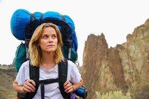 """Reese Witherspoon i """"Wild"""" som handlar om en kvinna som lämnar sitt destruktiva liv och beger sig ut på en lång vandring för att läka och hitta sig själv. Foto: Anne Marie Fox/TT"""