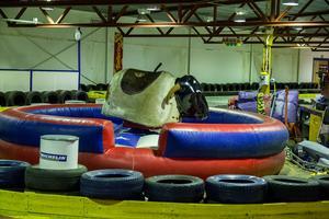 I anläggningen finns förutom gocart även aktiviteter som en mekanisk tjur, boomfight och bågskytte.