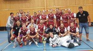Telge SIBK tog hem distriktsmästerskapet 2018. Bild: Telge SIBK.