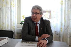 Inte alldeles oväntat toppar Hans Unander socialdemokraternas lista i Malung-Sälen inför kommunalvalet.