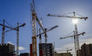 Byggbranschen befarar att  de har en tuff tid framför sig i coroapandemins spår.