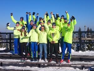 Ungdomslandslaget som vann över Finland hade två härjedalingar i truppen.