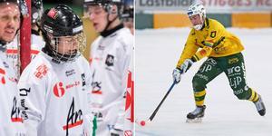 Tillbergas jättelöfte Kasper Sandgren och Ljusdals veteran Olle Sundin är två intressanta spelare som kommer till spel i #lördagsmatchen.