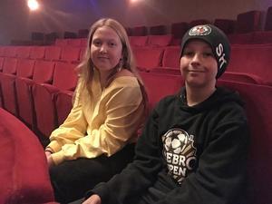 Edith Hagström och Simon Korslid går i femte klass på Nya Karlslundsskolan