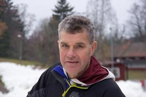 Torbjörn Hägglund, spåransvarig i Högbo bruk.