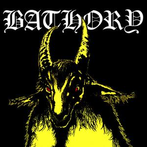 Bathory – Bathory (Black Mark Production, LP, 1984). Bild: discogs.com.