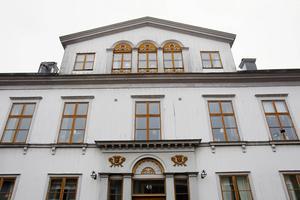 Ulf Sundh skriver om Tröneska gården i Hudiksvall, dess ägare och historia i årets Hälsingerunor. Foto Ulf Borin/arkivbild