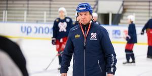 Nye tränaren Patrik Juhlin var den som lockade Johansson till Sura - bara genom sitt namn.