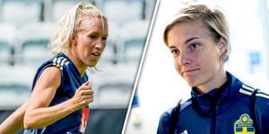 Julia Roddar och Lina Hurtig får åka till Frankrike.