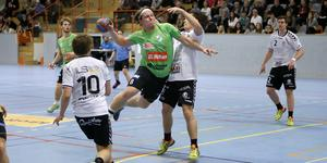 Linus Holmqvist kan göra comeback i Rimbotröjan. Foto: Anders Sjöberg.