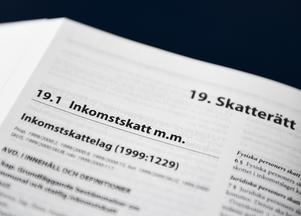 Sveriges och finansministerns hantering av småföretagare under coronakrisen lär inte öka viljan att starta nya företag, skriver artikelförfattarna. Foto: Pontus Lundahl / TT.