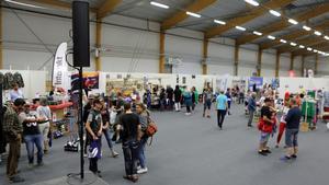 Tusentals besök blev det på mässan i Sveg i helgen.