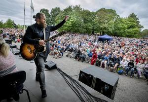 NA 175 år Jubileumskonsert i Stadsparken Örebro med Svenska Kammarorkestern och Chris Kläfford som gästartist