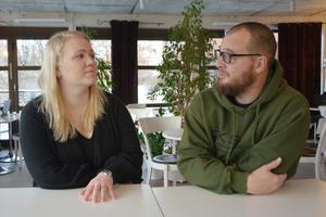 Miljöpartiets Josefin Höglund hoppas det går bättre vid nästa val än vad det gjorde 2018.