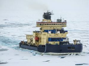 Isbrytaren Oden ska ta forskare på sin tjugonde polarexpedition till Arktis.