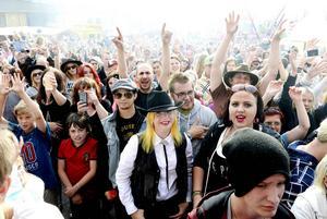 Hamnyran gjorde premiär ifjol. Nu är det klart att festivalen kommer tillbaka. Det gör också Sundsvall Block Party.