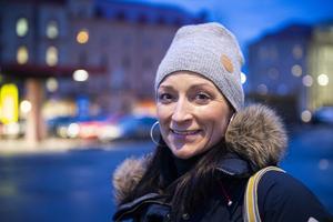 Jennie Yrjas, 43 år, skadereglerare, Sundsvall