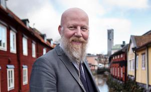 Daniel Nordström, chefredaktör för bland andra Vestmanlands Läns Tidning och Norrtelje Tidning, säger nej till opinionsundersökningar i sina tidningar.