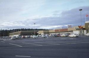 Valbo Köpcentrum 1972.