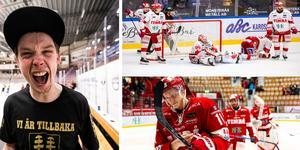 Timrå förlorade sjunde avgörande på måndagen, och får börja om i hockeyallsvenskan.