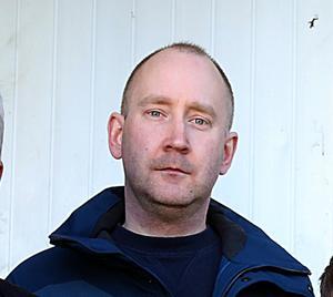 Peder Nylander i Nylands engagerade.